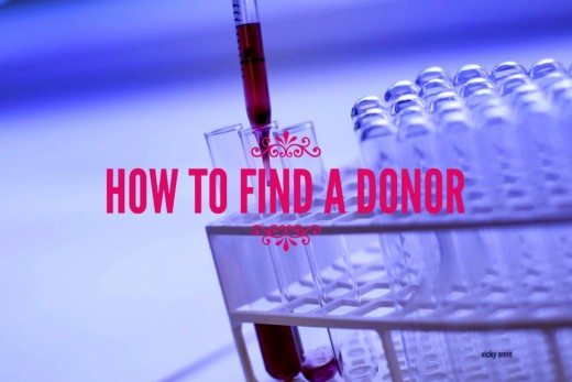 Physical characteristics of the donor are noted in an effort to match donors