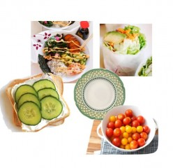 Some Healthy And Nutritious Light Meals For The Slimmers And Others.