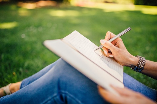 Learn to appreciate the intangible benefits of writing.