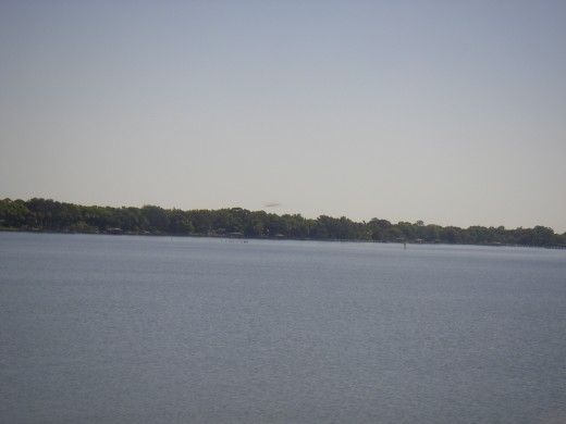 Florida Coast October 2010.
