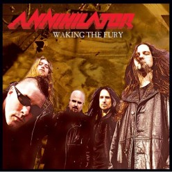 A Review of the 2002 album Waking the Fury by Annihilator: a Very Underrated Album By a Great Band