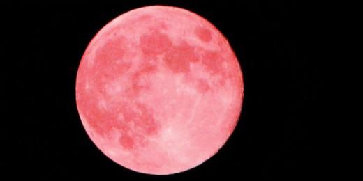 Pink Moon June 21/16