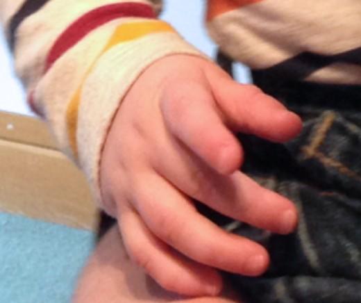 Sweet hands!