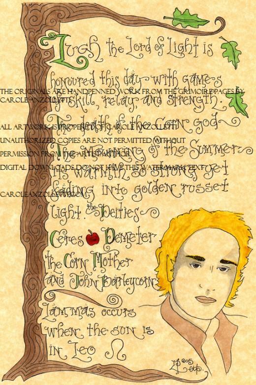 Lammas 2005 Page Two