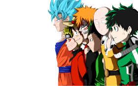 Imagine this anime superteam!!