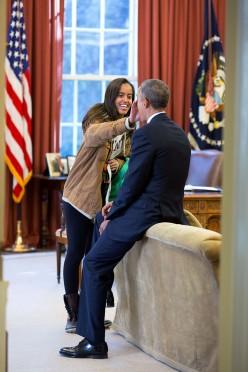 Presidential Kids Have A Huge Burden