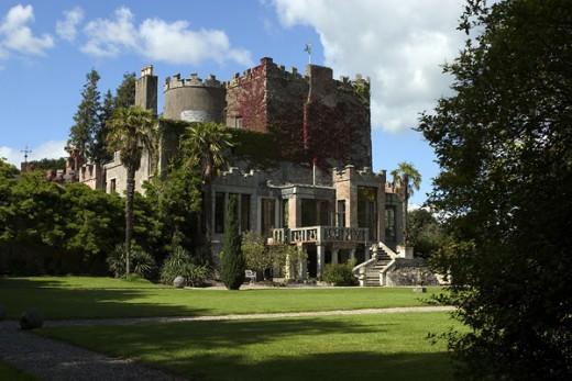 Huntington Castle By Liam Hughes CC BY-SA 2.0