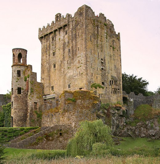 Blarney Castle By Rennett Stowe CC BY-SA 2.0