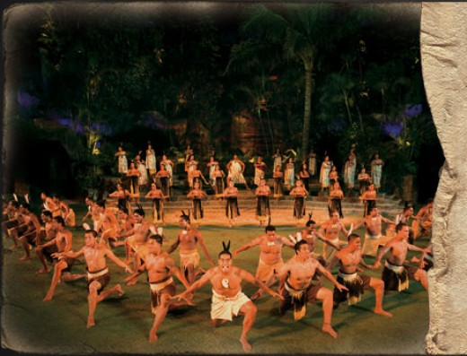 """Ha, Breath of Life"" is a fantastic nightshow at the Polynesian Cultural Center in La'ie"