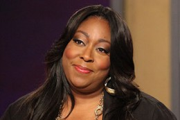 Loni Love is a 45-year-old comedian, actress, talk show host and author.