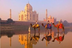 Taj mahal, a lovely love tale