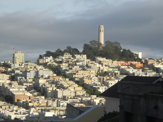 Iconic Coit Tower