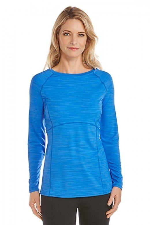 Coolibar is a great brand for UV protecting clothing.