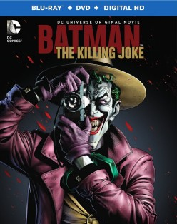 Movie Review: Batman: The Killing Joke (2016)