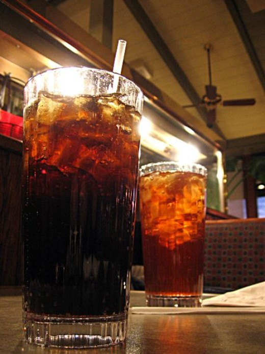Get rid of the soda if you want to feel fit and healthy