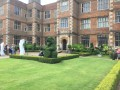 Historic Houses in England:  Doddington Hall Elizabethan Manor House