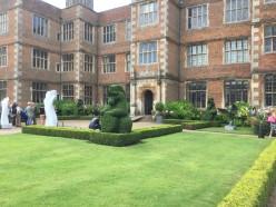 Historic Houses in England:  Doddington Hall Elizabethan Manor House