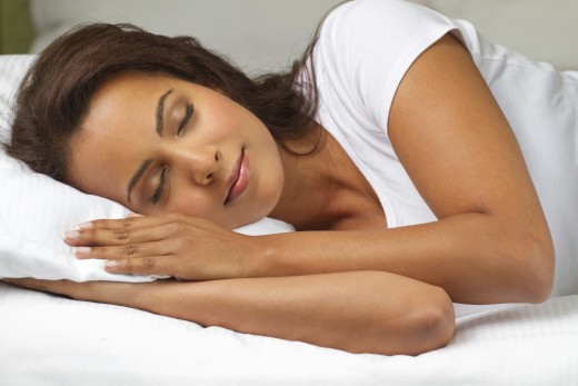 Getting a good night's sleep each night will go a long way toward making you the kind of person you really want to be.