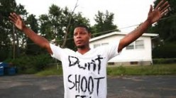 White cops shoot blacks because blacks are violent? Or White Cops are racists? What's your view?
