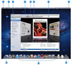 Finder in Mac OS El Capitain