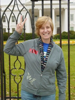 When Democrats Viciously Attacked Gold Star Mother Cindy Sheehan for Protesting Obama's Wars