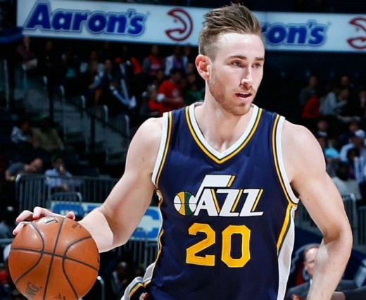 Gordon Hayward's passing ability becomes much more important with a combo guard running the point.