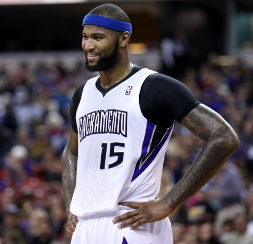 It's possible that there's still only 1 big man that's good at his job in Sacramento.