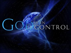 Father God Jehovah is In Control!!