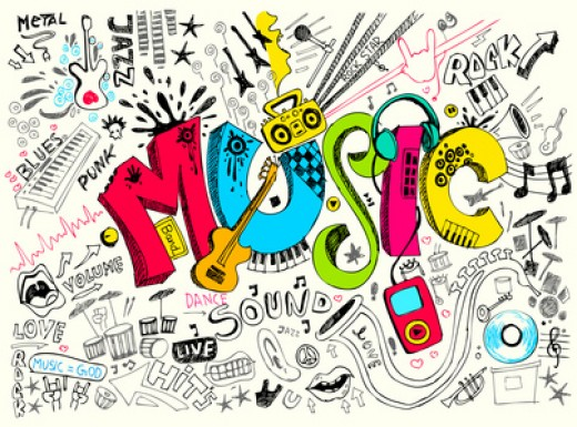 Listening to music can be an amazing stress-buster.
