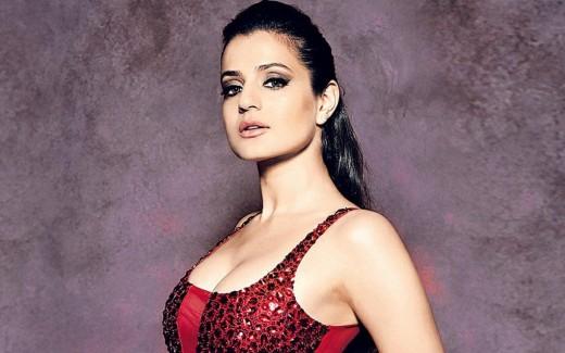 Bollywood actress Ameesha Patel