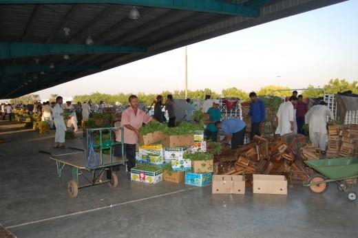 Al Aweer Fruit & Vegetable Market