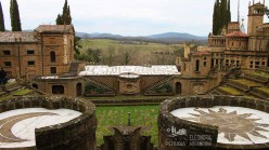 "Montegabbione, Italy: ""La Scarzuola"" Offers a Magical Experience in Umbria"