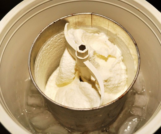 Basic Vanilla Ice-Cream Recipe