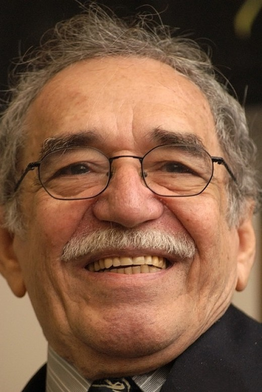 Gabriel Garcia Marquez scored big with One Hundred Years of Solitude.  Hubber friend Larry Rankin reminded me of this.  Thanks, Larry.  Pictured here is Mr. Marquez, not Mr. Rankin.