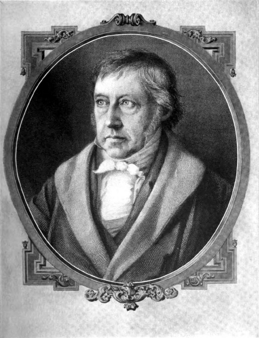 """Truth is found neither in the thesis nor the antithesis, but in an emergent synthesis which reconciles the two."" - Georg Hegel"