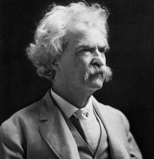 """It's easier to fool people than to convince them that they have been fooled."" - Mark Twain"
