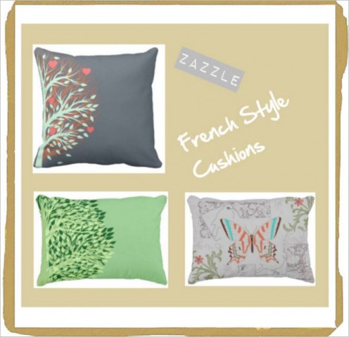 Lovely Country Inspired Cushions