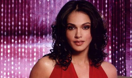 Bollywood actress Isha Koppikar
