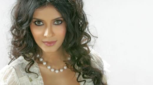 Indian actress Nandana Sen