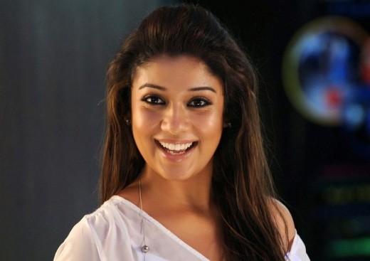 Indian actress Nayantara