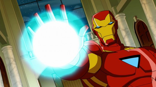 The Avengers Earths Mightiest Heroes - Iron Man