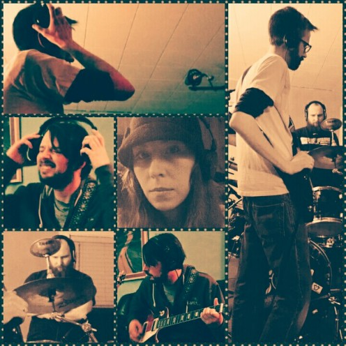 Rehearsals, recording, promoting, performing... being in a band is a LOT of work!