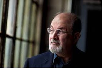 Legendary writer Salman Rushdie