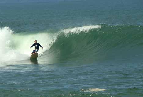 Punta Reef Break