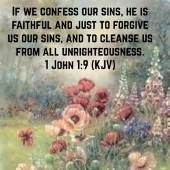 GRACE MERCY FORGIVENESS