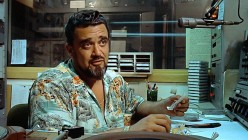 Wolfman Jack, the DJ that I idolized in 1971 and wanted to follow in his voice prints