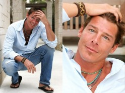 Ty Pennington, star of his own home remodeling show on TV