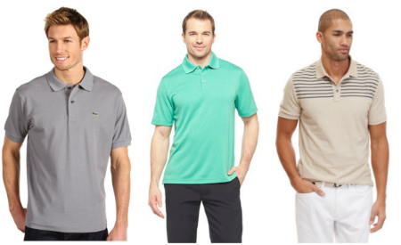 From Left to Right: Lacoste, Target, Nautica