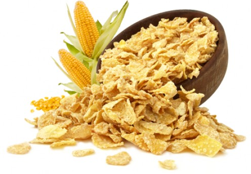 Corn flakes spread underneath the newlyweds' bed covering will be the ideal surprise for them