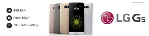 LG G5 - World'€™s First Modular Smartphone